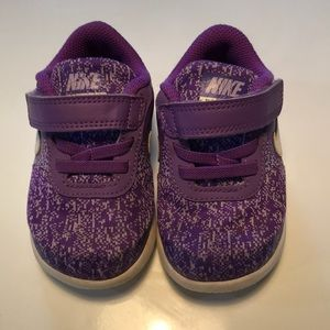 Nike Shoes - Baby girl (or boy) Nike Flex Sneakers